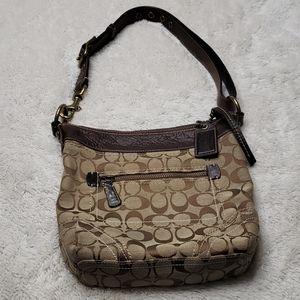Coach Signature 10402 Shoulder Bag